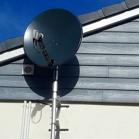 How Long Does A Satellite Dish Last?